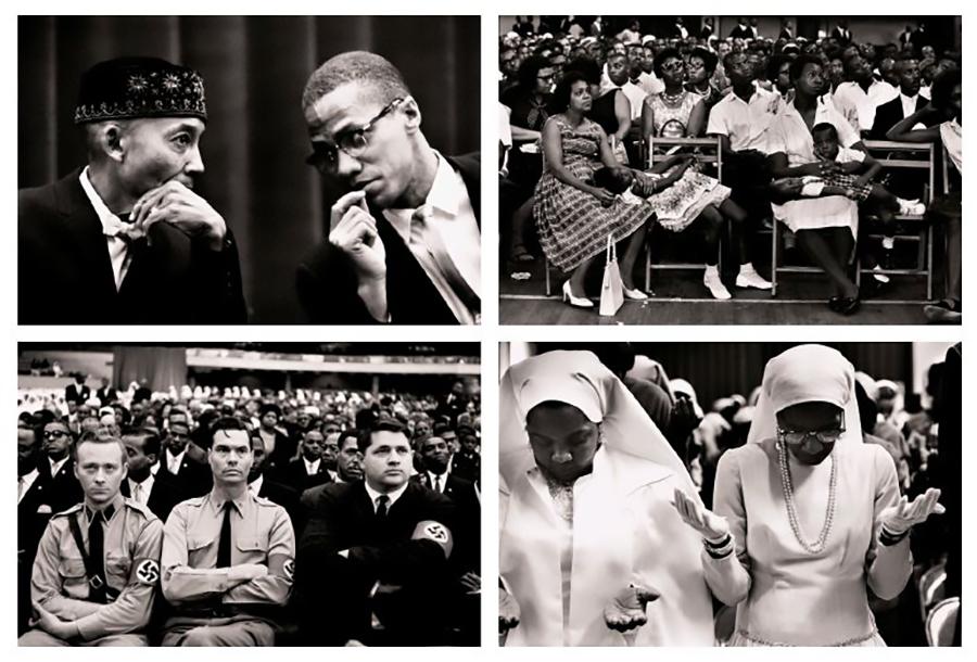 fotos sobre movimiento de los derechos humanos