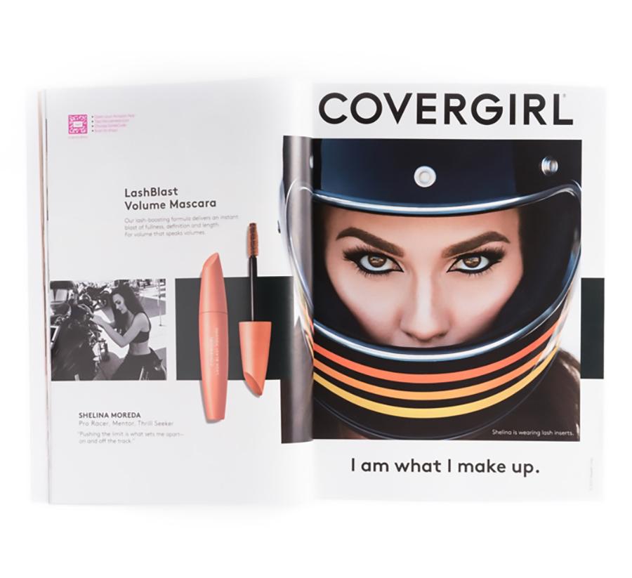 publicidad covergirl