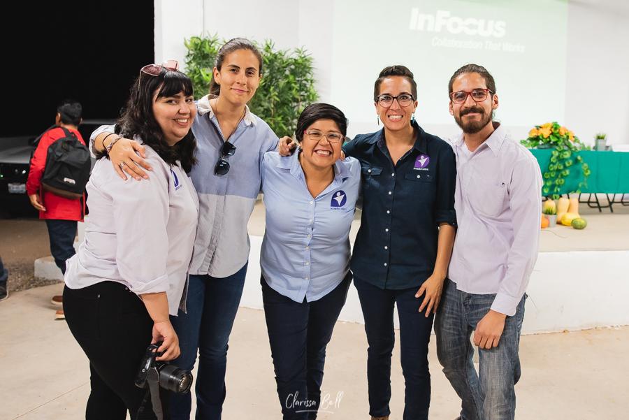 Activista social Erica Salinas Castillo