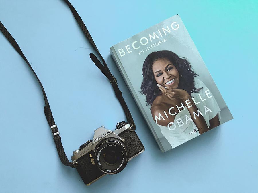 Portada del Libro de Michelle Obama